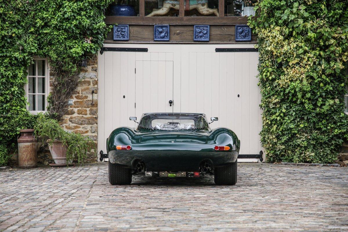 1966 Jaguar XJ13 'All Aluminium' Recreation For Sale (picture 3 of 22)