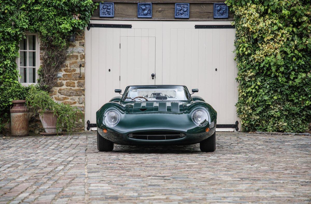 1966 Jaguar XJ13 'All Aluminium' Recreation For Sale (picture 4 of 22)