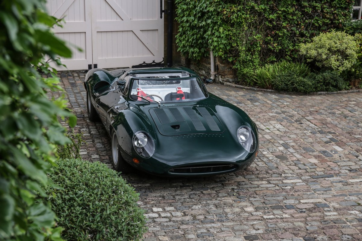 1966 Jaguar XJ13 'All Aluminium' Recreation For Sale (picture 5 of 22)