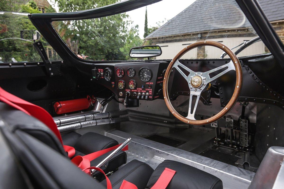 1966 Jaguar XJ13 'All Aluminium' Recreation For Sale (picture 6 of 22)