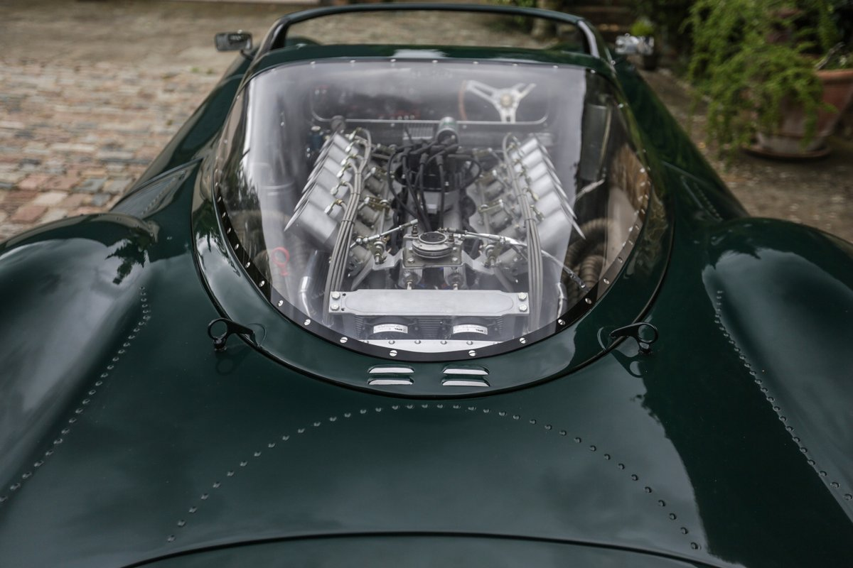 1966 Jaguar XJ13 'All Aluminium' Recreation For Sale (picture 14 of 22)