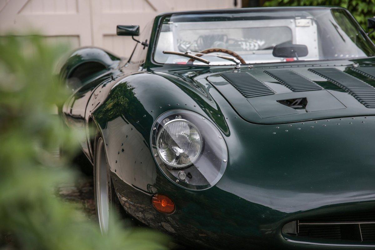 1966 Jaguar XJ13 'All Aluminium' Recreation For Sale (picture 16 of 22)