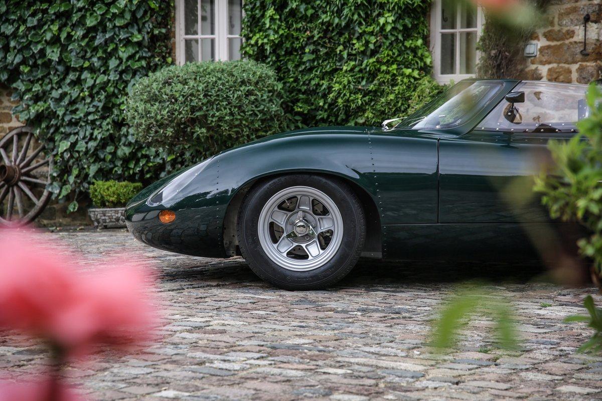1966 Jaguar XJ13 'All Aluminium' Recreation For Sale (picture 17 of 22)