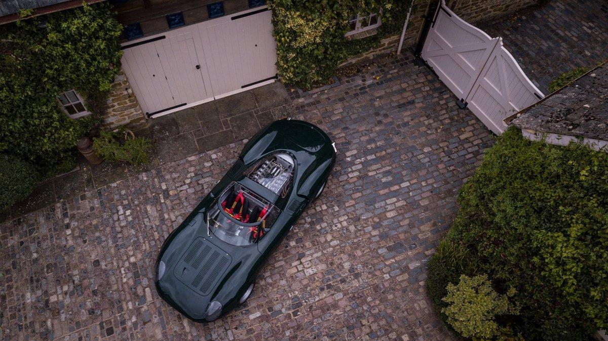 1966 Jaguar XJ13 'All Aluminium' Recreation For Sale (picture 19 of 22)