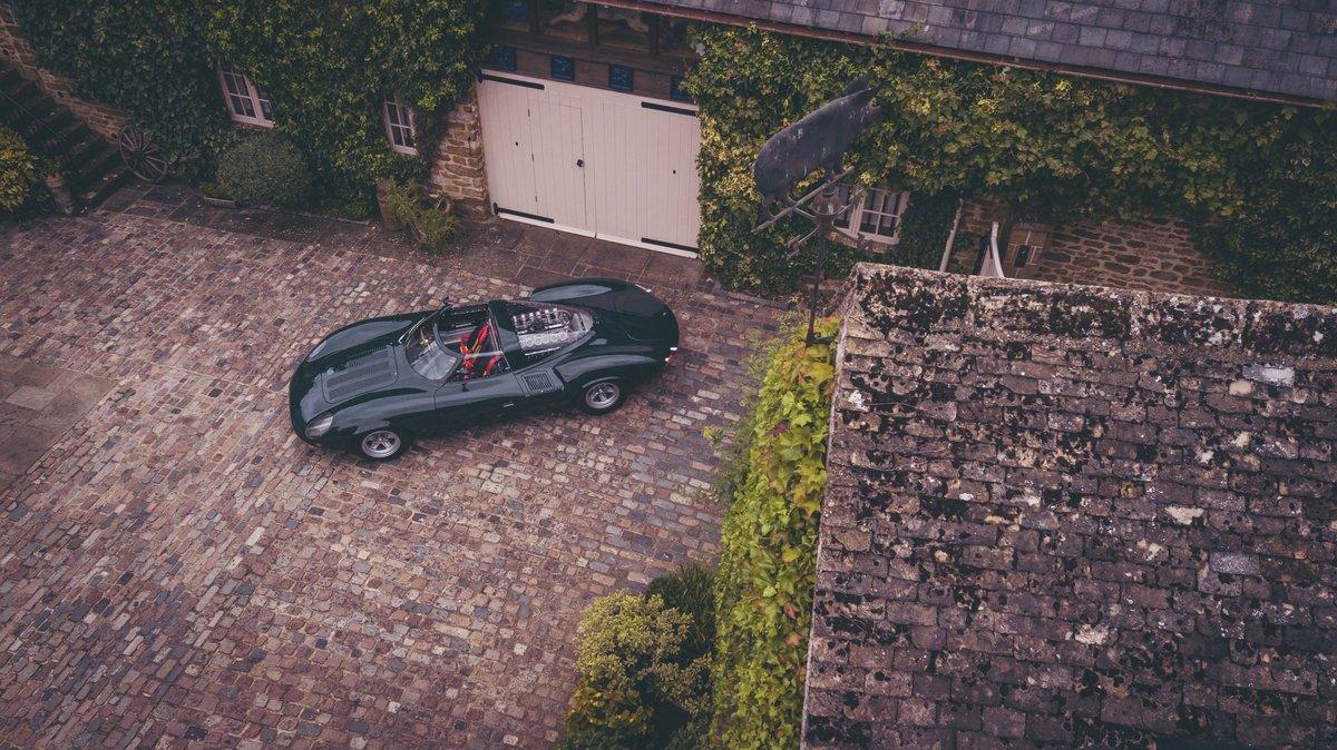 1966 Jaguar XJ13 'All Aluminium' Recreation For Sale (picture 20 of 22)
