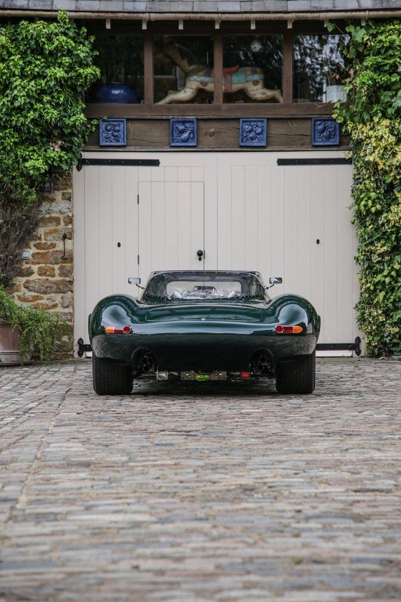 1966 Jaguar XJ13 'All Aluminium' Recreation For Sale (picture 21 of 22)