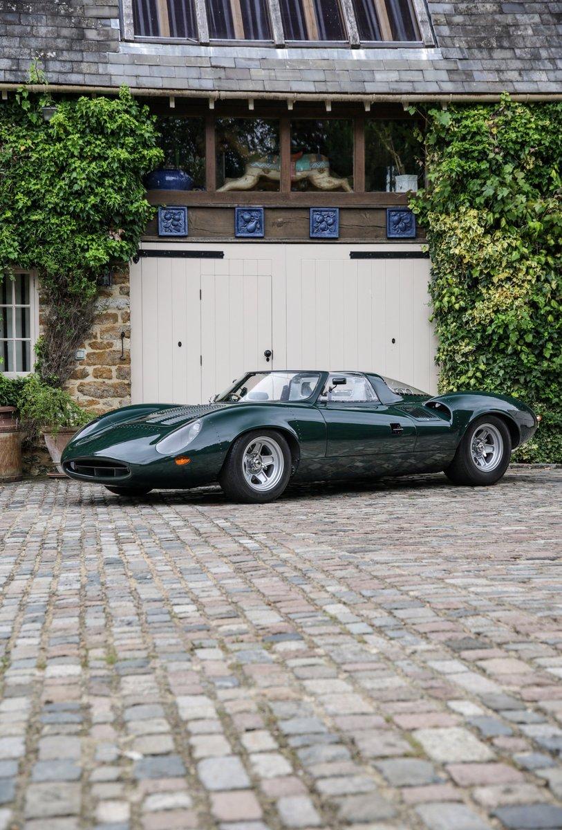 1966 Jaguar XJ13 'All Aluminium' Recreation For Sale (picture 22 of 22)