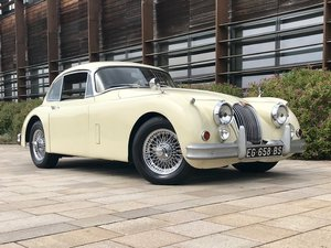 1958 JAGUAR XK150 COUPE  RHD For Sale