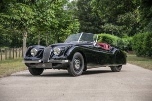 1963 Jaguar XK120 Roadster
