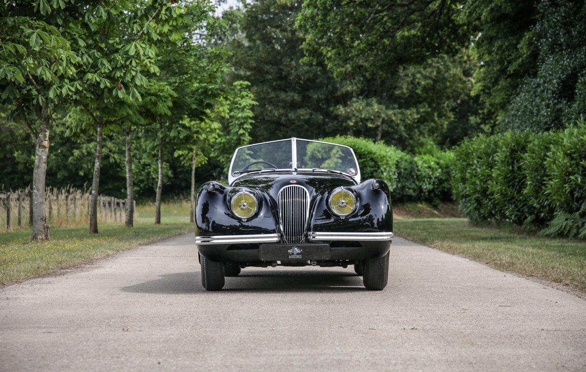 1963 Jaguar XK120 Roadster For Sale (picture 3 of 17)