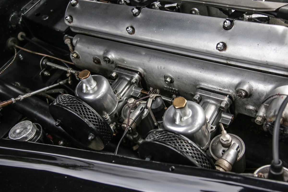 1963 Jaguar XK120 Roadster For Sale (picture 11 of 17)