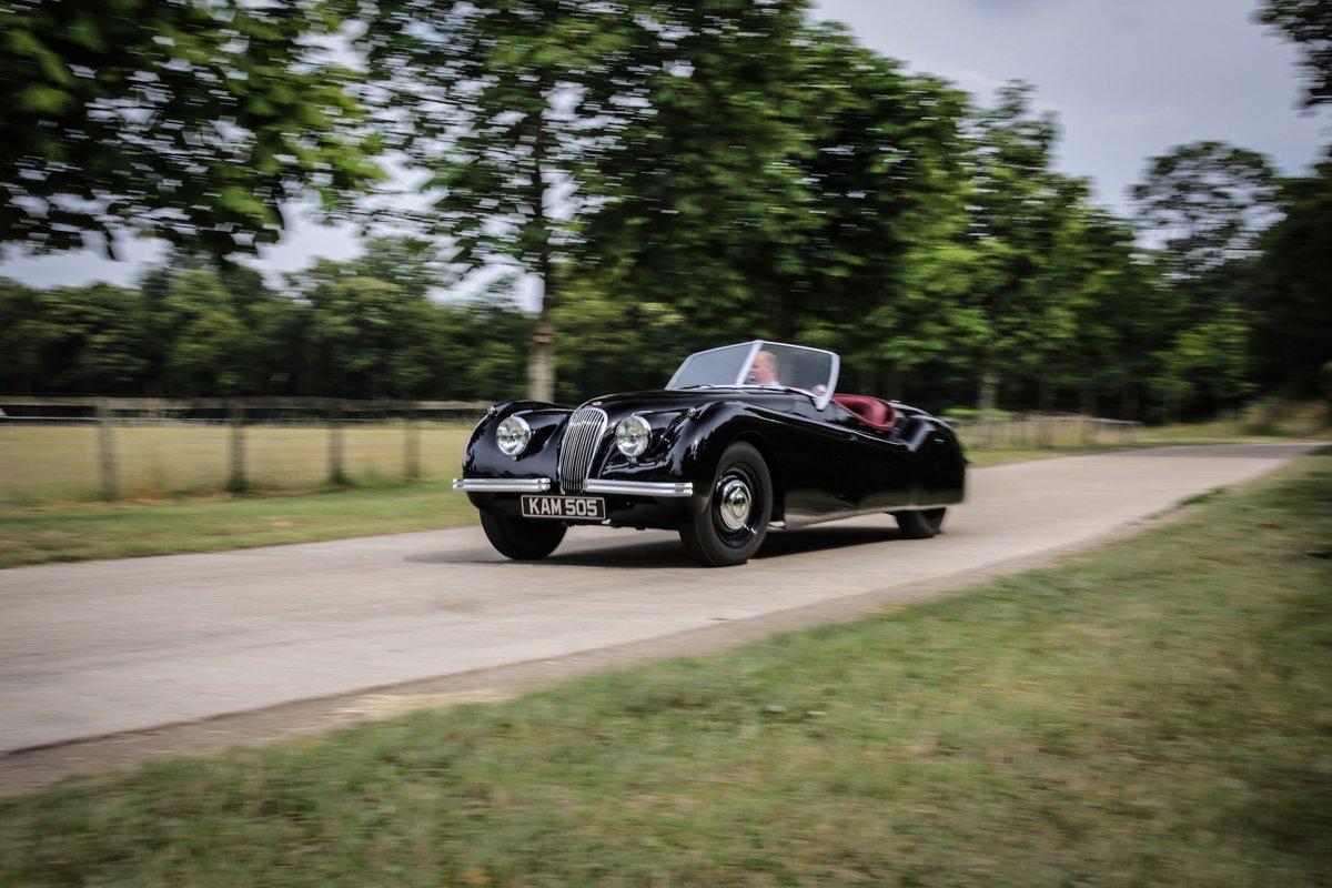 1963 Jaguar XK120 Roadster For Sale (picture 16 of 17)