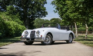 1959 Jaguar XK150 3.4 S Drophead Coupe For Sale