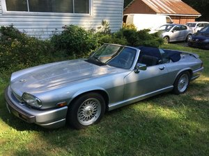 1989 jaguar xjs convertible v12 LHD For Sale