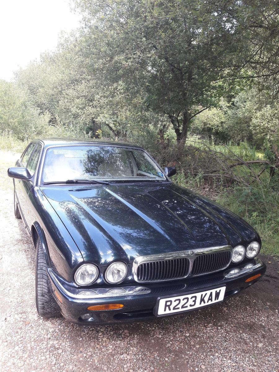 1998 Jaguar XJ 3.2 V8 For Sale (picture 4 of 6)