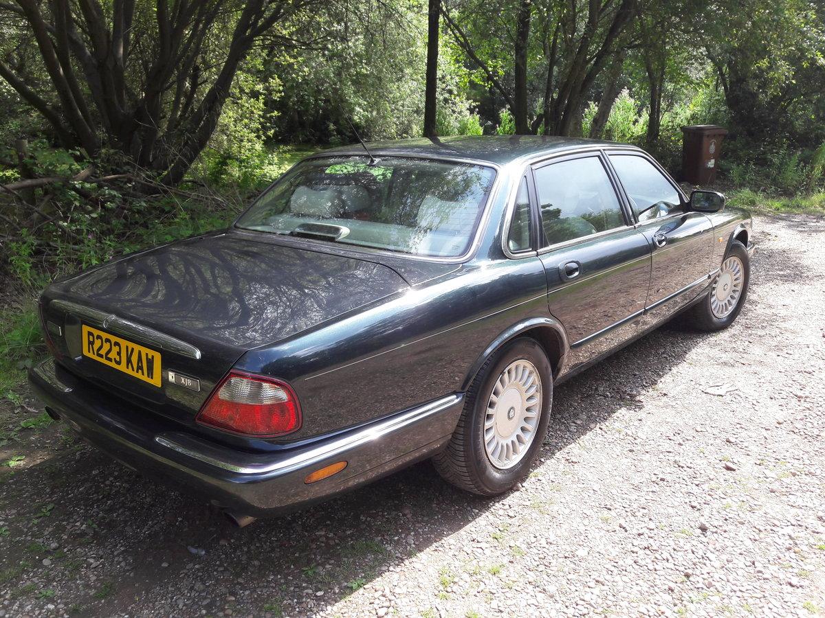 1998 Jaguar XJ 3.2 V8 For Sale (picture 5 of 6)