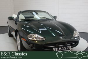 Jaguar XK8 Cabriolet 1998 British Racing Green For Sale