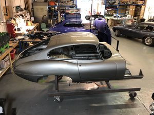 1966 Jaguar E Type Series 1 4.2 Litre FHC For Sale