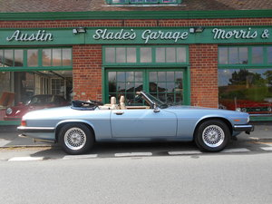 Picture of 1988 Jaguar XJS 5.3 V12 Convertible Automatic  SOLD