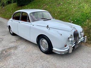 1961 Jaguar MK II 3.4   Power Steering    Rare Colour For Sale