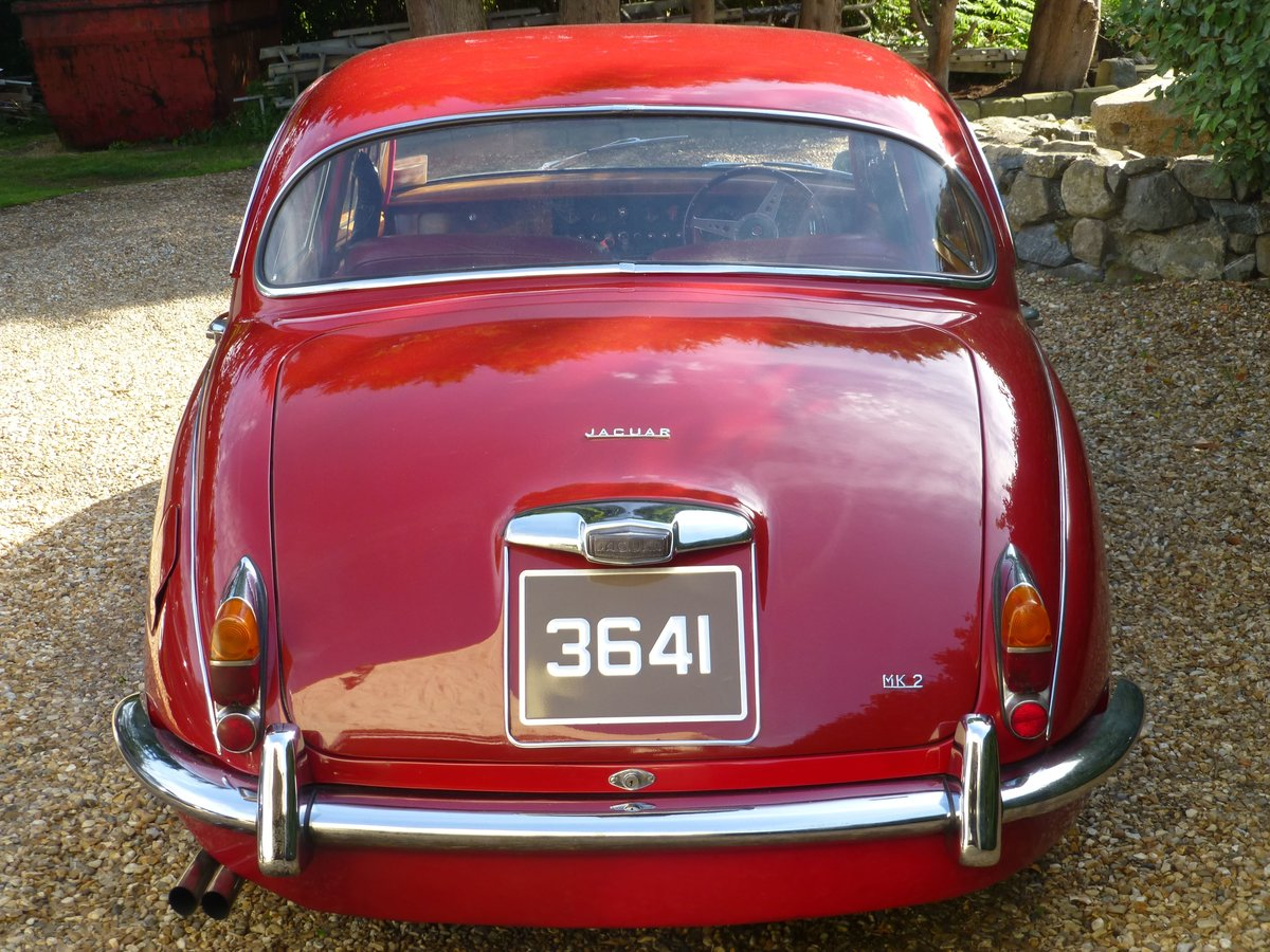 1968 Jaguar MK2  2.4    £3000reduction  £15750 For Sale (picture 1 of 6)