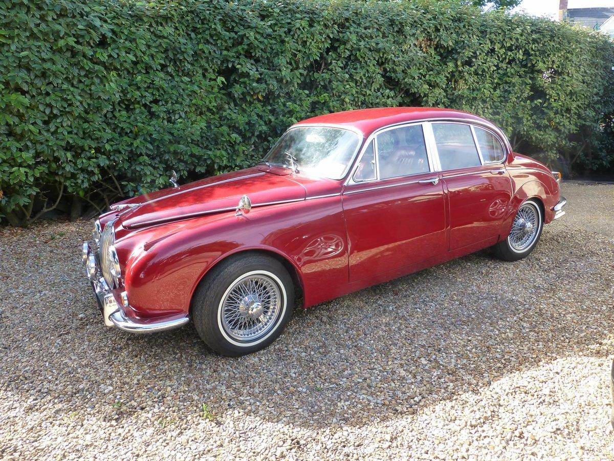 1968 Jaguar MK2  2.4    £3000reduction  £15750 For Sale (picture 2 of 6)