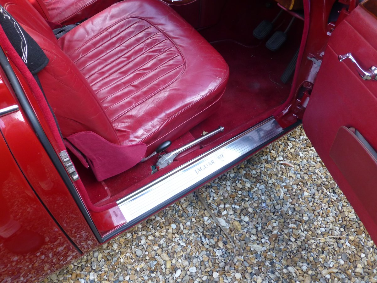 1968 Jaguar MK2  2.4    £3000reduction  £15750 For Sale (picture 4 of 6)