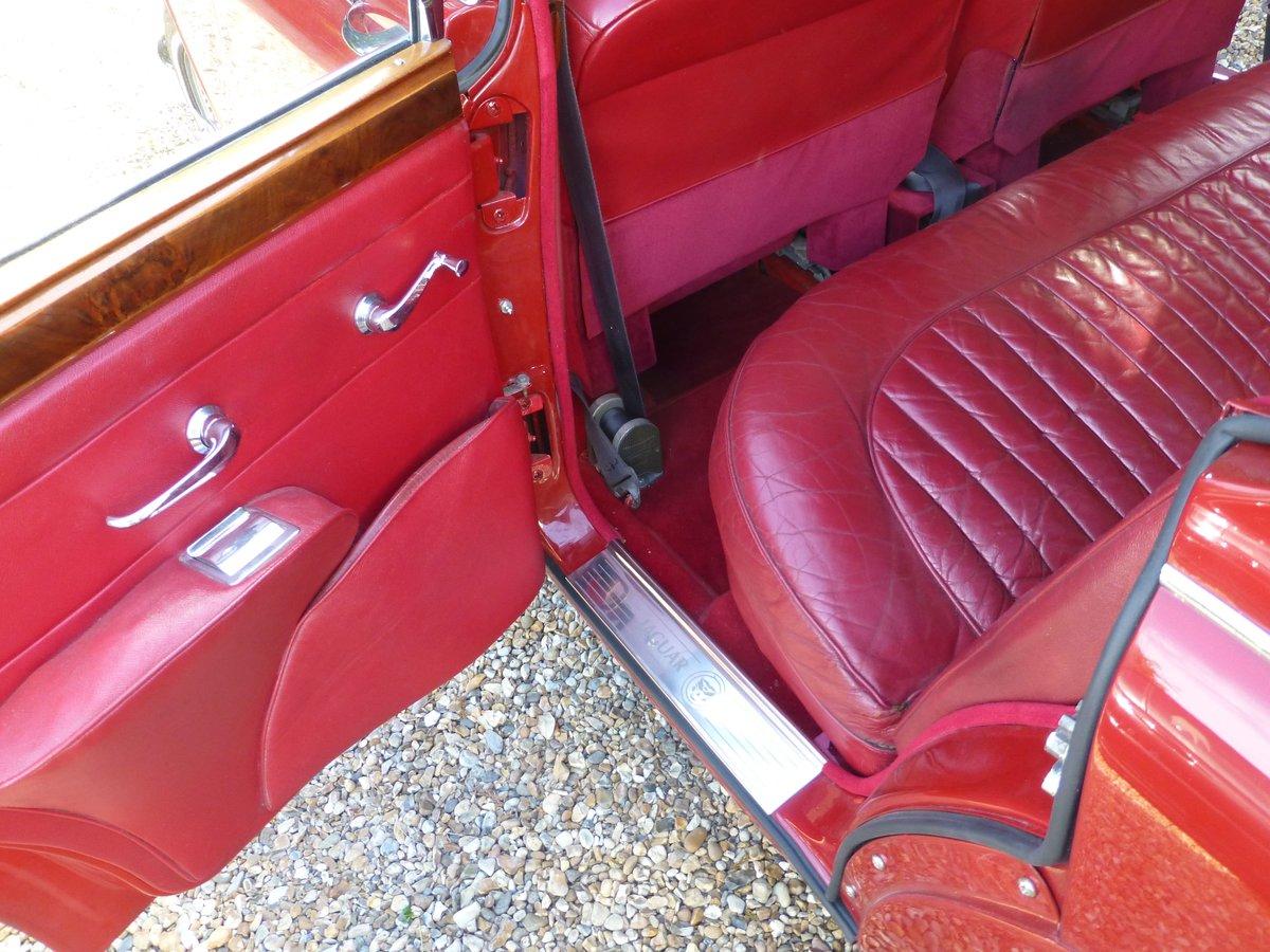1968 Jaguar MK2  2.4    £3000reduction  £15750 For Sale (picture 6 of 6)