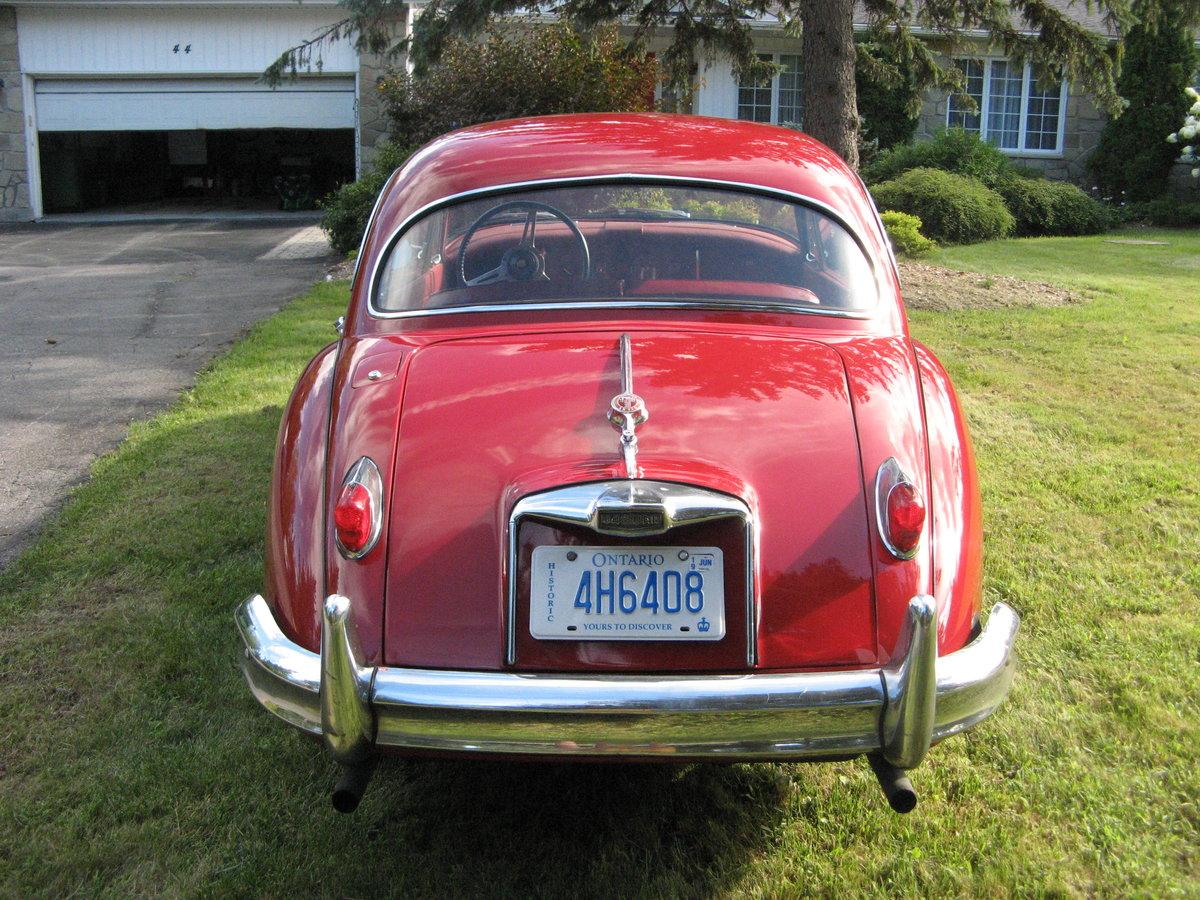 1958 Jaguar XK150 fhc Left hand drive  For Sale (picture 2 of 6)