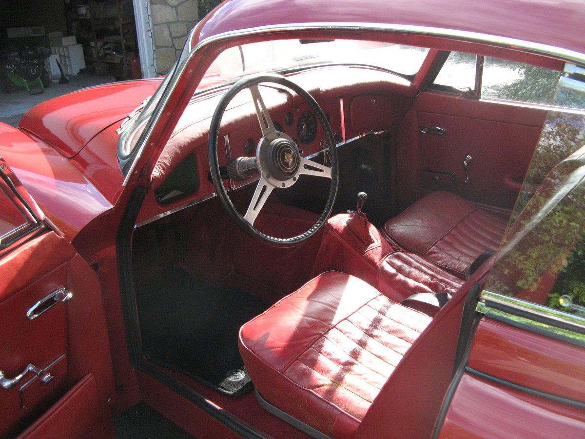 1958 Jaguar XK150 fhc Left hand drive  For Sale (picture 3 of 6)