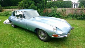 1968 E-Type Jaguar UK Reg  For Sale