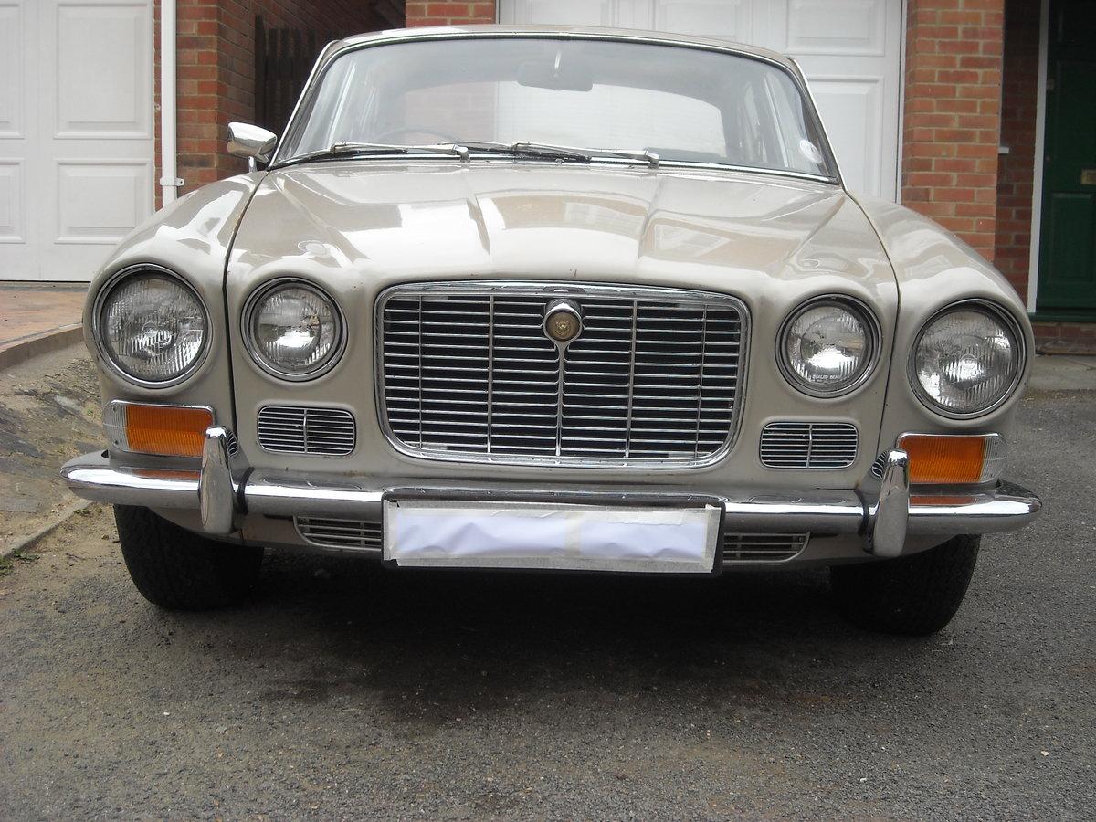 1971 Jaguar XJ6 Series 1 SWB 4.2L Auto For Sale | Car And ...