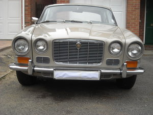 1971 Jaguar XJ6 Series 1 SWB 4.2L Auto For Sale