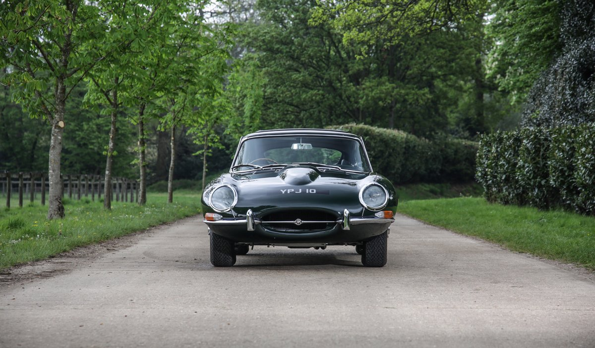 1965 Jaguar E-Type 4.2 Series 1 Fixed Head Coupe For Sale (picture 3 of 8)