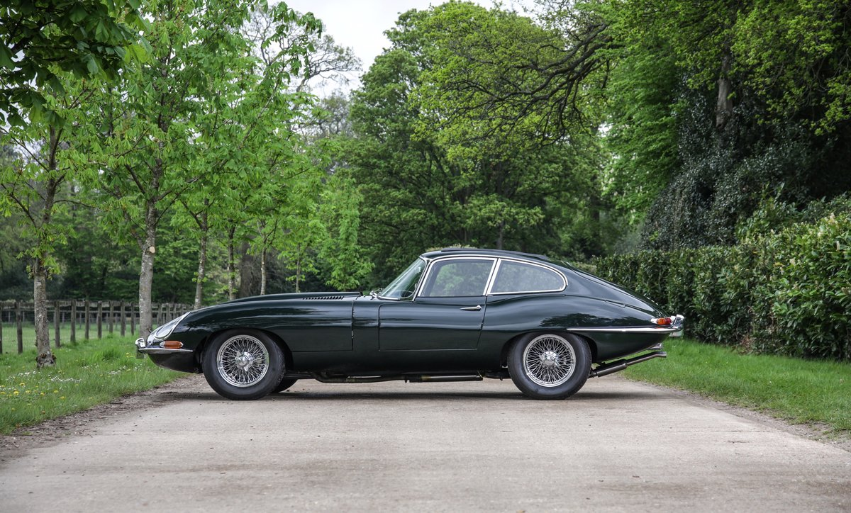 1965 Jaguar E-Type 4.2 Series 1 Fixed Head Coupe For Sale (picture 5 of 8)