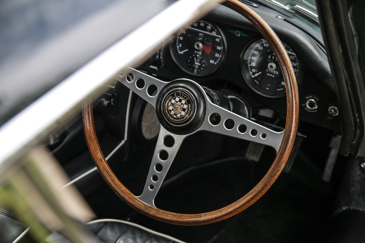 1965 Jaguar E-Type 4.2 Series 1 Fixed Head Coupe For Sale (picture 7 of 8)