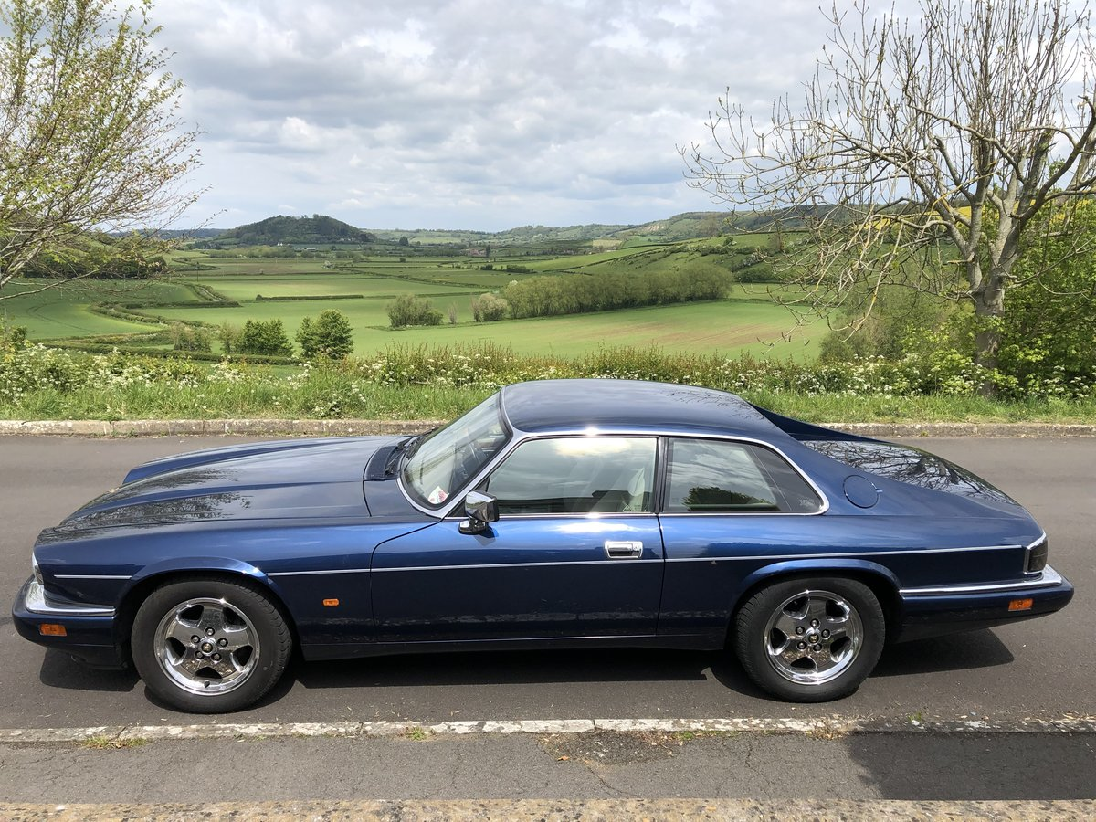 1996 Jaguar XJS Celebration 4.0L Immaculate SOLD (picture 1 of 6)