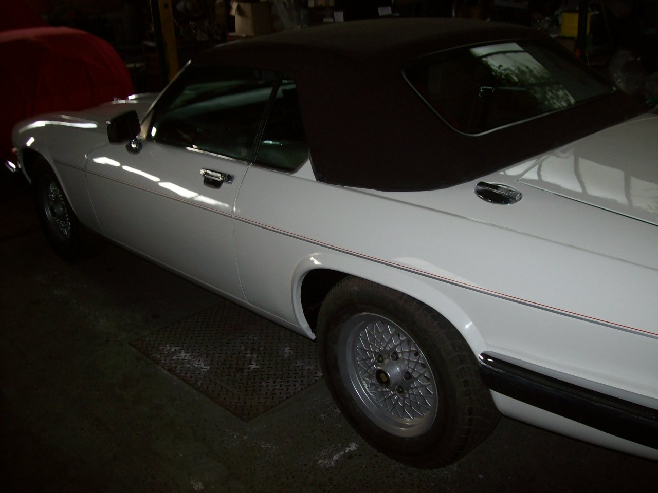 1988 Xjs v12 convertible For Sale (picture 1 of 2)