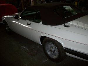 1988 Xjs v12 convertible For Sale