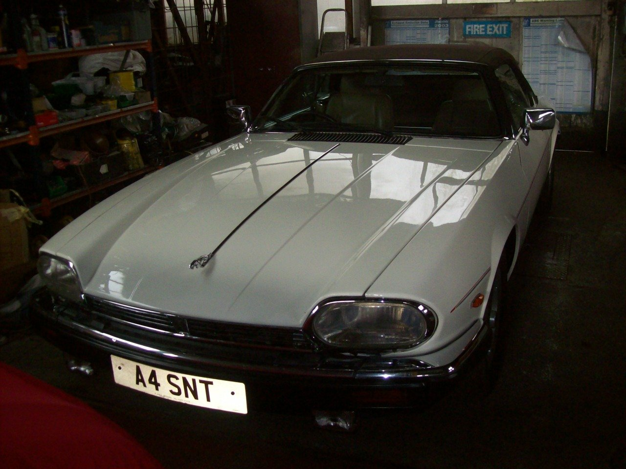 1988 Xjs v12 convertible For Sale (picture 2 of 2)