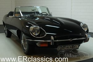 Jaguar E-Type S2 cabriolet 1969 Body-off restored