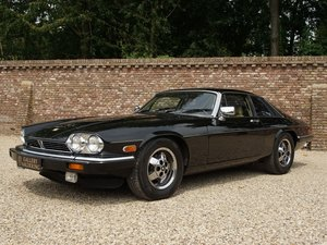 1988 Jaguar XJS 5.3 V12 Coupe 53,700 miles from new