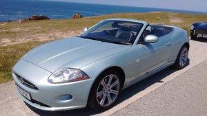 2006 Jaguar XK Convertible only 29,900 miles FSH For Sale