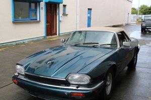 1994 Jaguar XJS convertible LHD For Sale