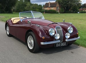 Nostalgia XK120 Roadster For Sale