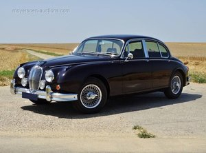 1966 JAGUAR MK2 3.8 V8 For Sale by Auction