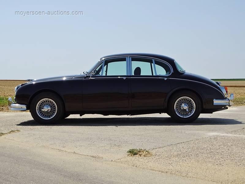 1966 JAGUAR MK2 3.8 V8 For Sale by Auction (picture 3 of 6)