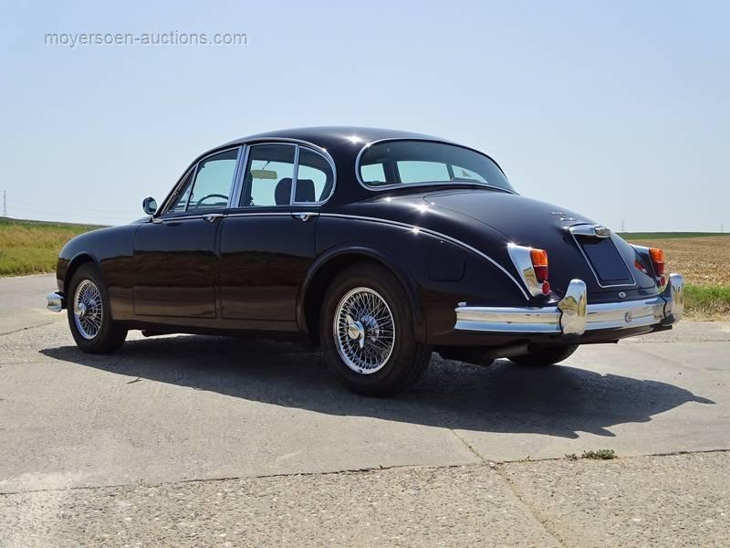 1966 JAGUAR MK2 3.8 V8 For Sale by Auction (picture 4 of 6)