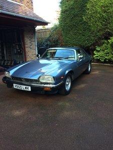 1991 Jaguar XJS HE Auto Sports Coupe