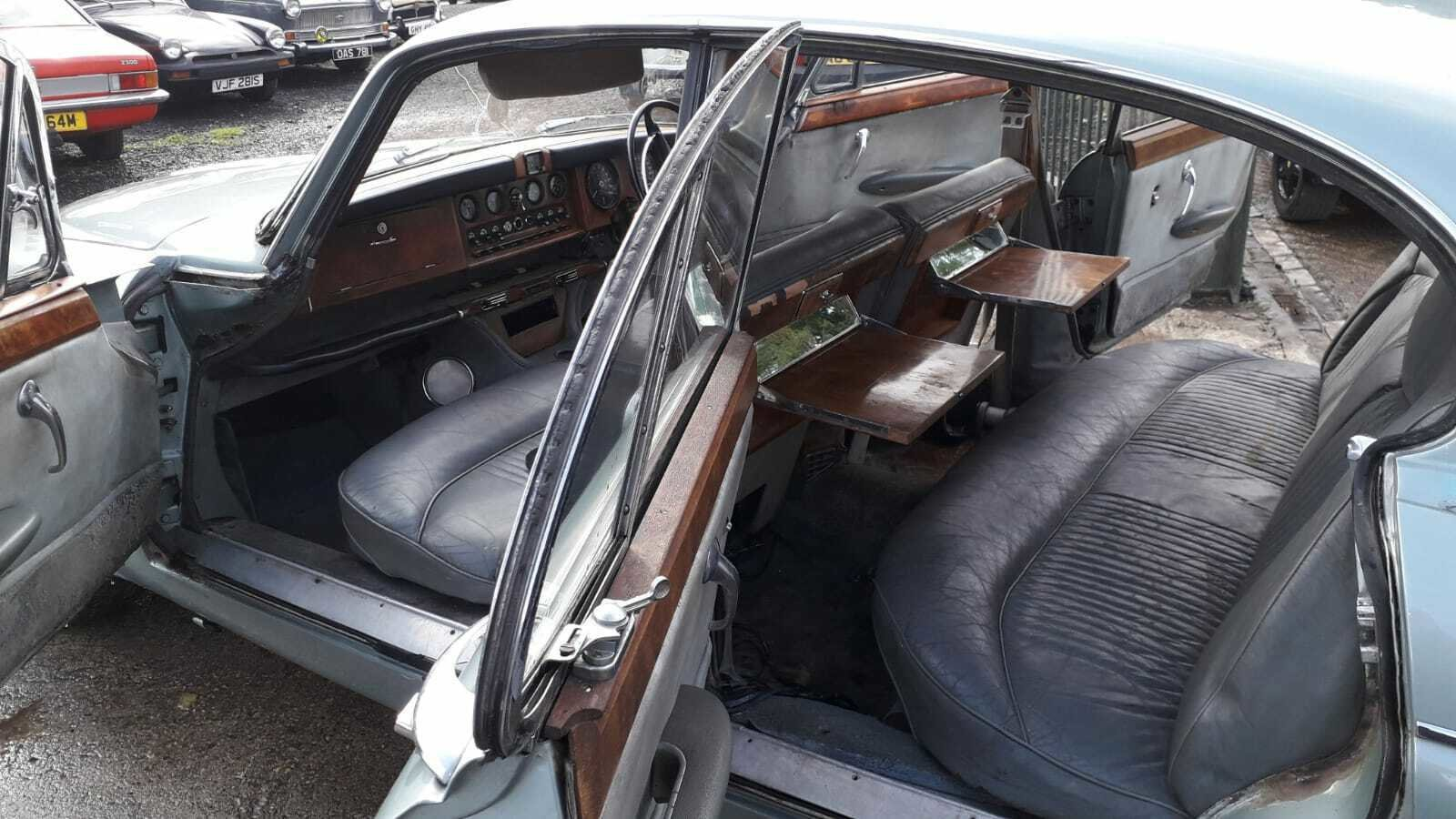 1968 JAGUAR 420 G MK10 TAX & MOT EXEMPT WORTHWHILE PROJECT  SOLD (picture 4 of 6)